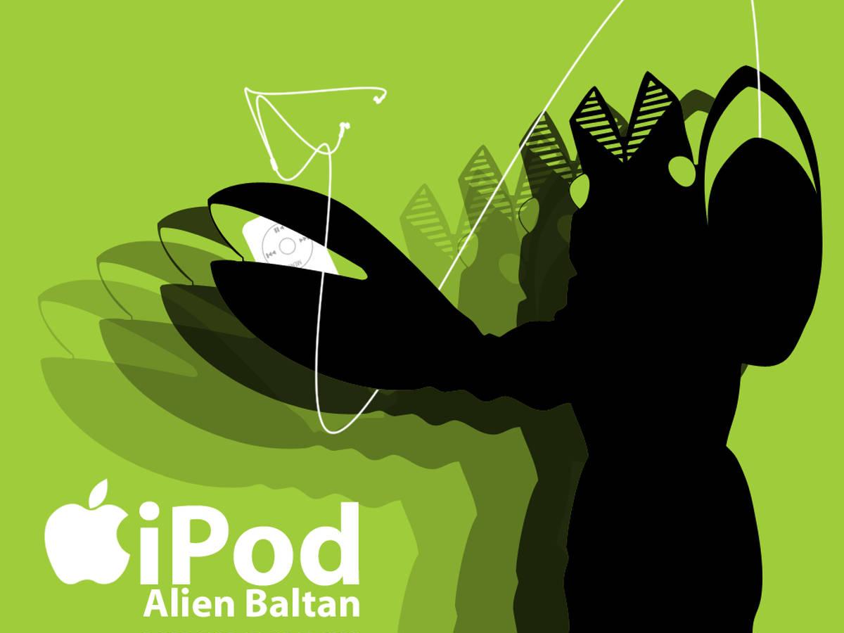 Ipod Ad Parodies Pixivision