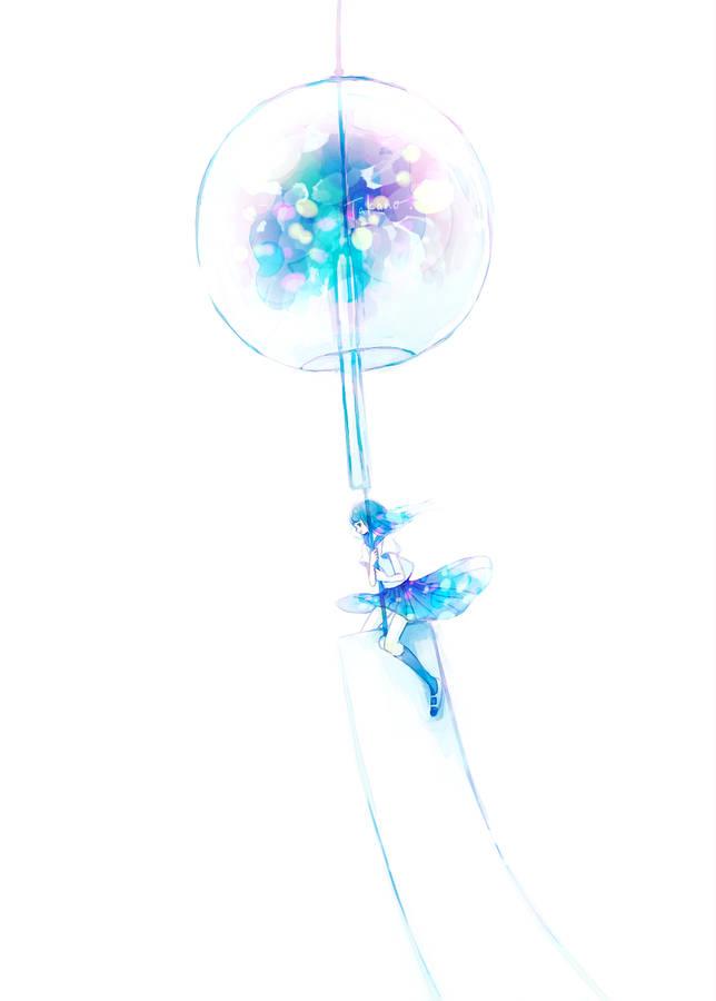 風鈴 ふうりん のイラスト特集 涼やかな音色 Pixivision