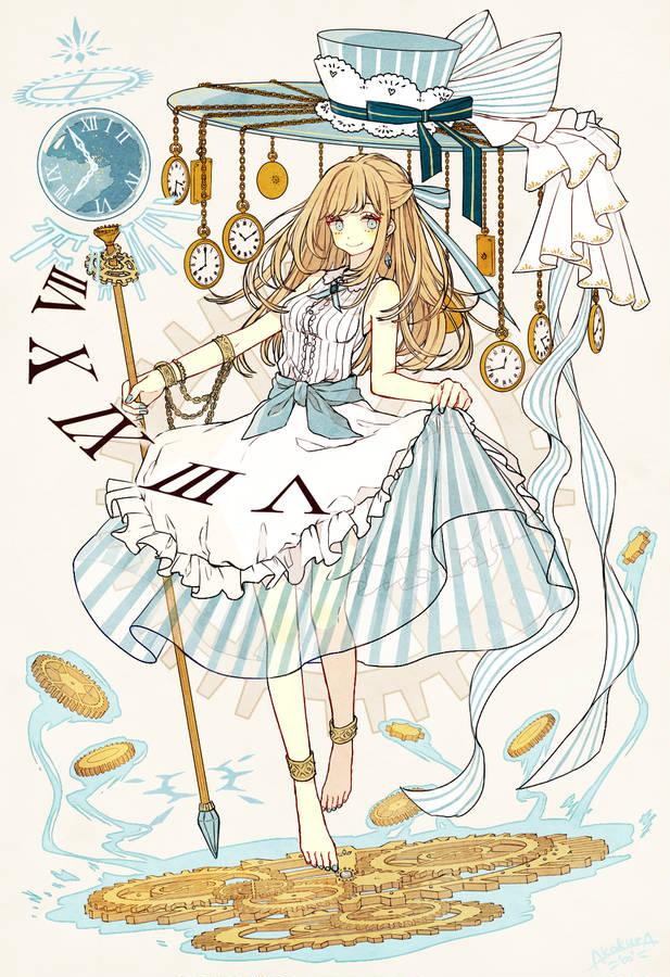 不思議の国のアリス のイラスト特集 白ウサギを追いかけて Pixivision